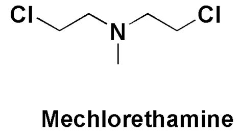 MECHLORETHAMINE Synthesis, SAR, MCQ and Chemical Structure